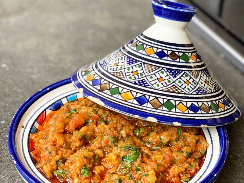 Private cooking class in Marrakech with Cúrate Trips by Paladar y Tomar