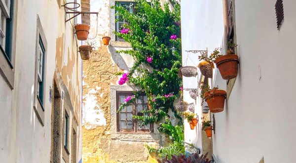 Enjoy some free time strolling around the charming Óbidos, Portugal with Cúrate Trips by Paladar y Tomar