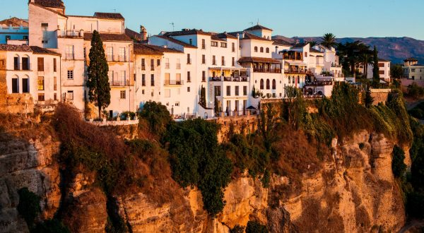 Ronda, discover the romantic city with Paladar y Tomar