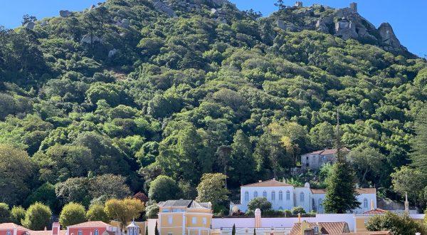 Sintra, a fairytale city UNESCO Heritage