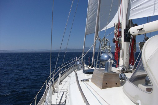Private day sailing tours in Malaga, Cadiz and Seville