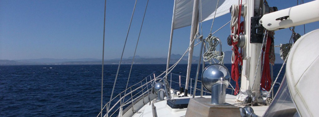 Private Sailing and Yachting in Andalucia