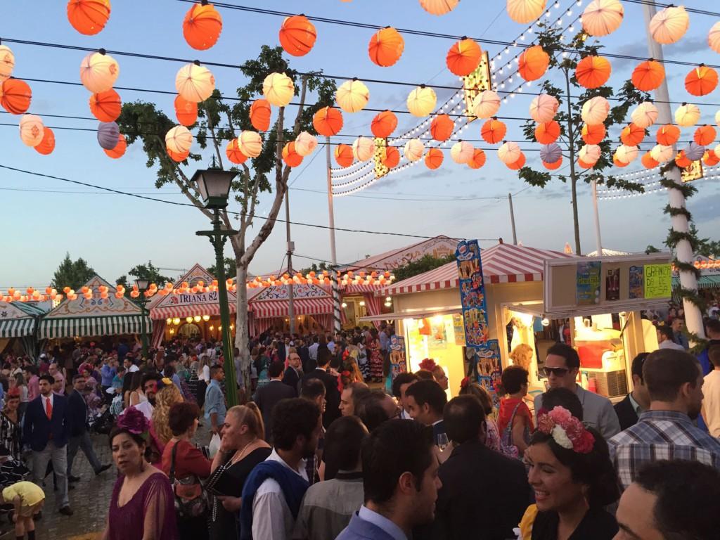 Feria De Sevilla Exclusive Access Paladar Y Tomar