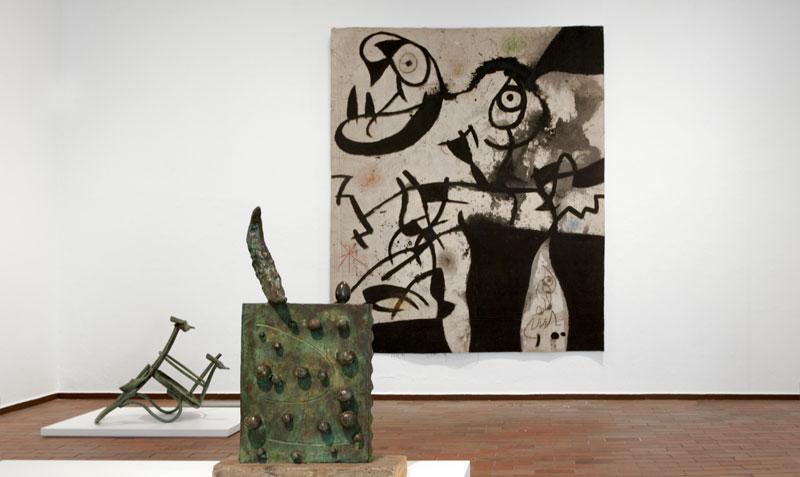 Fundació Joan Miró Barcelona