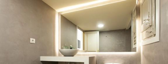 Gracia 3, Barcelona Luxury apartment in Paseo de Gracia, one of the five bathrooms