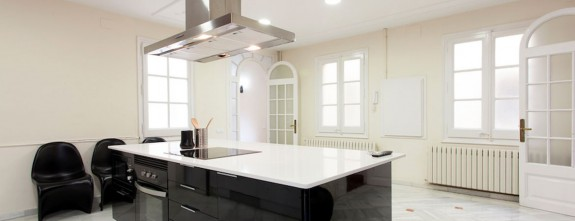 Gracia 4, Barcelona Luxury apartment in Paseo de Gracia, kitchen fully equipped