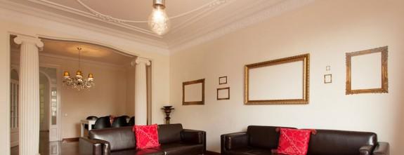 Gracia 4, Barcelona Luxury apartment in Paseo de Gracia, elegantly furbished