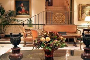 Relais et Châteaux Hotel Orfila Madrid, Spain luxury travel