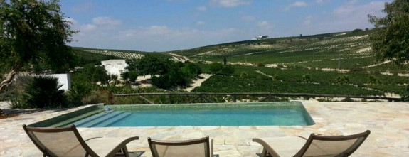 Luxury holidays in the sherry country, Andalusia