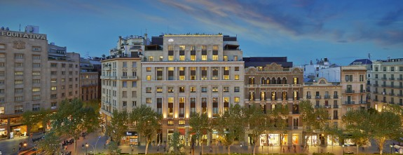 Luxury suites at Mandarin Oriental Barcelona allows experiential travel