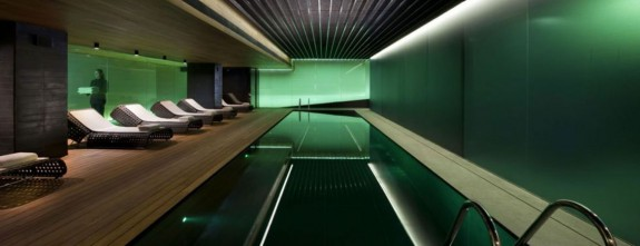 A private spa in the heart of Barcelona at Mandarin Oriental