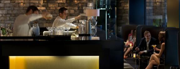 The Banker: Barcelona preferred cocktail bar at Mandarin Oriental