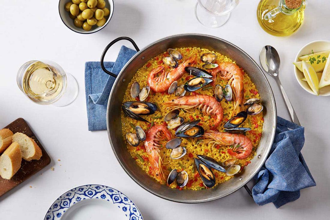 Spanish authentic cuisine, 5 fake myths