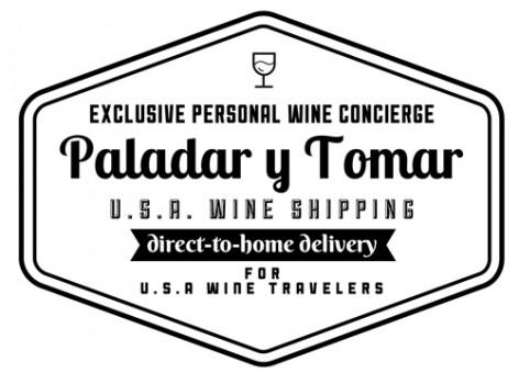Personal Wine Concierge service by Paladar y Tomar