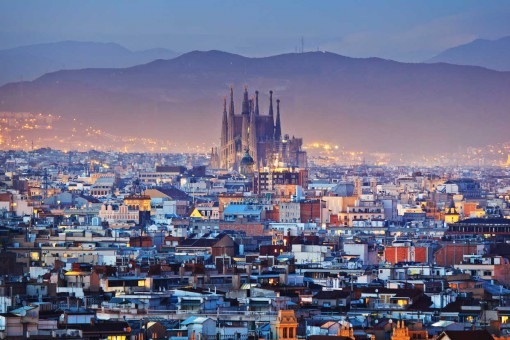Barcelona backdoors for the new travelers generation