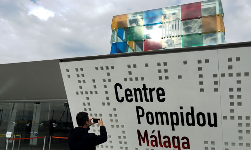 Centre Pompidou Malaga museum