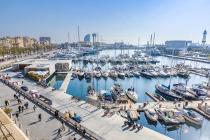 OneOcean Club: only-members yachting club in Barcelona