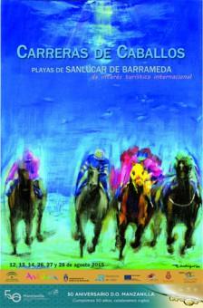 International Horse Racing Sanlucar 2015