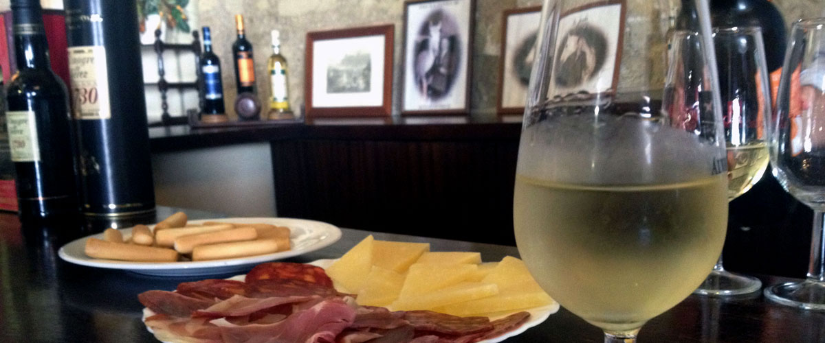 The Sherry wines scene in Jerez - Menus paired with sherry wines are now booming
