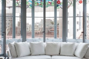 Barcelona El Palauet, luxury suite Mezzanine Tibidabo